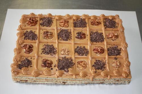Нарезной торт Еврей. 350 руб.-1 кг.