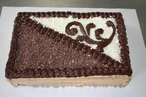 Нарезной торт Чародейка. 350 руб.-1 кг.