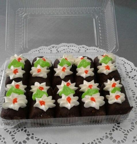Пирожное Полешко цена 35 руб.